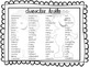 Inferring Character Traits Graphic Organizer & Traits Poster