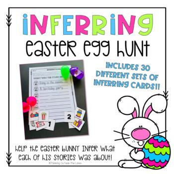 Inferring Easter Egg Hunt