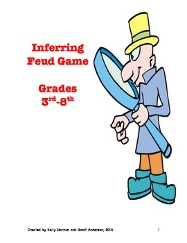Inferring Feud Game Grades 3-8