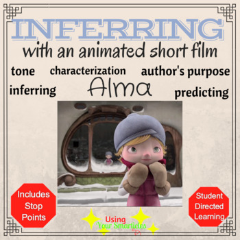 Inferring (Guided video inferring practice)