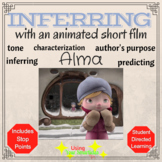 Inferring with Alma (Guided video inferring practice)