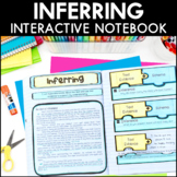 Inferring - Reading Interactive Notebook | Distance Learning