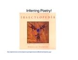 Inferring Poetry