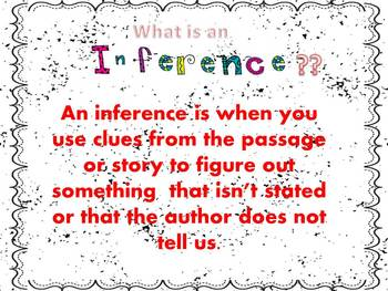 Inferring PowerPoint Review