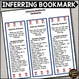 Inferring Comprehension Strategy Bookmark