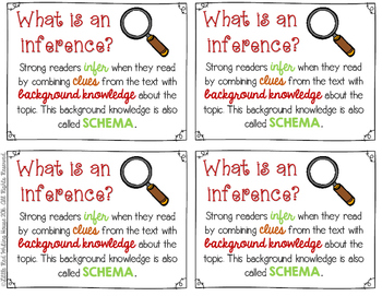 Inferring Reference Rings