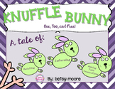 Inferring, Retelling, and Text to Self Connections with Knuffle Bunny