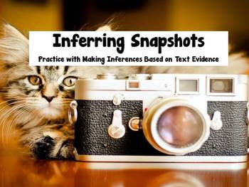 Inferring Snapshots