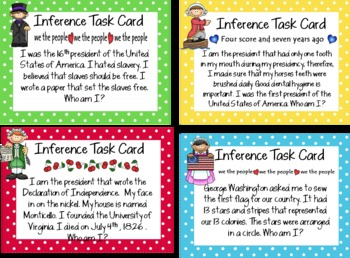 Inferring Task