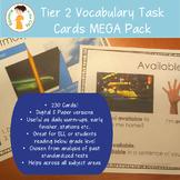 Tier 2 Vocabulary: Context Clues Task Card Activities (Gre