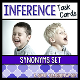 Inference Task Cards (Synonyms)