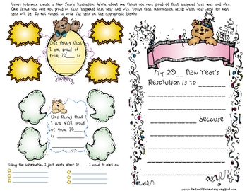 Inferring a New Year's Resolution