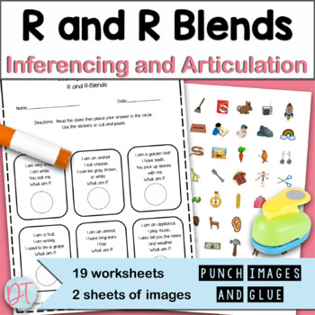 Articulation: Inferring Activity R and R Blends