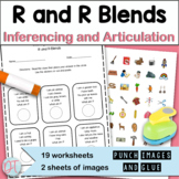 Inferring and Articulation: R and R Blends
