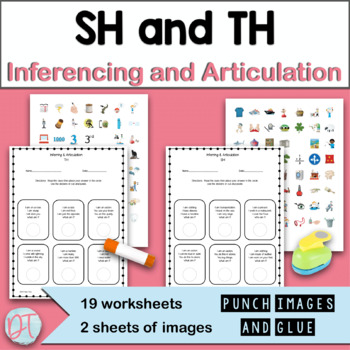 Articulation: Inferring Activity TH and SH