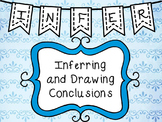 Inferring and Drawing Conclusions