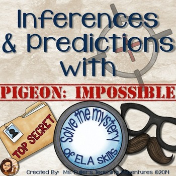 """Inferring and Prediction Practice with Animated Short """"Pigeon: Impossible"""""""