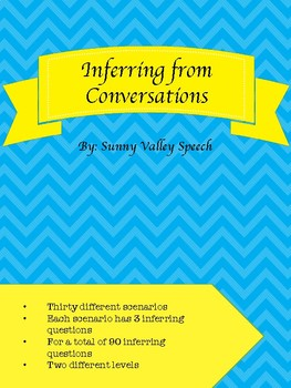 Inferring from conversations