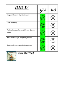 Inferring lesson using prediction and book clues