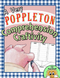 Inferring with Poppleton: A Comprehension Craftivity