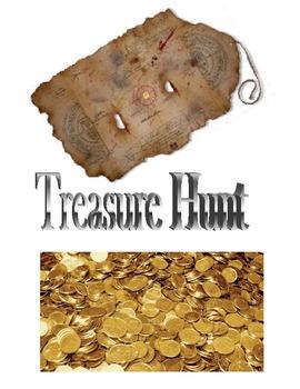 Infinite Series Activity : Treasure Hunt
