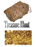 Infinite Series Activity : Treasure Hunt