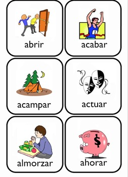 Infinitive Flashcards