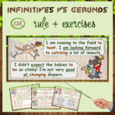 Infinitive or -ing form