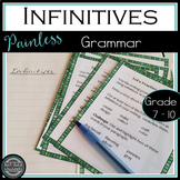 Infinitives {Verbals}