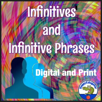 Infinitives and Infinitive Phrases Minilesson and Quiz