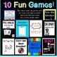Infinitives and Infinitive Phrases Task Cards!  Plus 10 Fun Games!