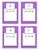 SOLVING MULTI-STEP EQUATIONS - SCAVENGER HUNT! (Task Cards)