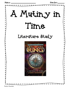 Infinity Ring. A Mutiny in Time