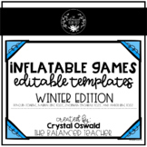 Inflatable Games - Winter Edition