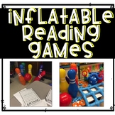 Inflatable Reading Games Editable Mini Classroom Transformation