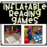 Inflatable Reading Games Editable Mini Classroom Transformation