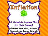 Inflation - Lesson Plan and Activities