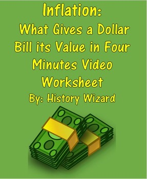 Inflation: What Gives a Dollar Bill its Value in Four Min