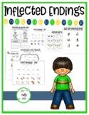 Inflected Ending Worksheets (ed & ing)