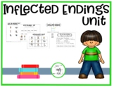 Inflected Endings Spelling and Word Study Unit