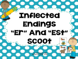 """Inflected Endings Write the Room (""""-er"""" and """"-est"""")"""