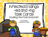 Inflected Endings ed and ing
