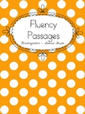 Inflectional Ending Fluency Passages {-ed, -ing, -es}