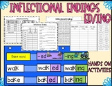 Inflectional Ending (-ed/-ing)