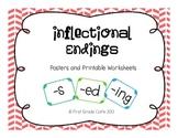 Inflectional Endings