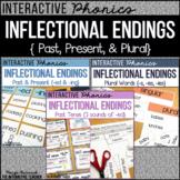 Inflectional Endings BUNDLE-Activities, Sorts & Worksheets