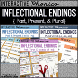 Inflectional Endings BUNDLE-Activities, Sorts & Worksheets