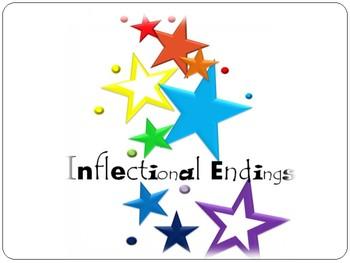 Inflectional Endings Board Game