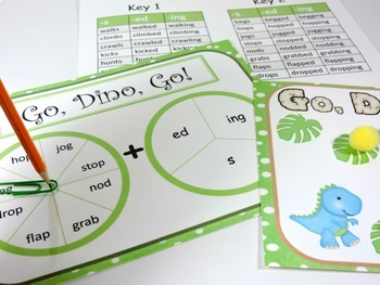 Inflectional Endings Activity (S ED ING)