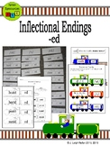 Inflectional Endings Packet - ED